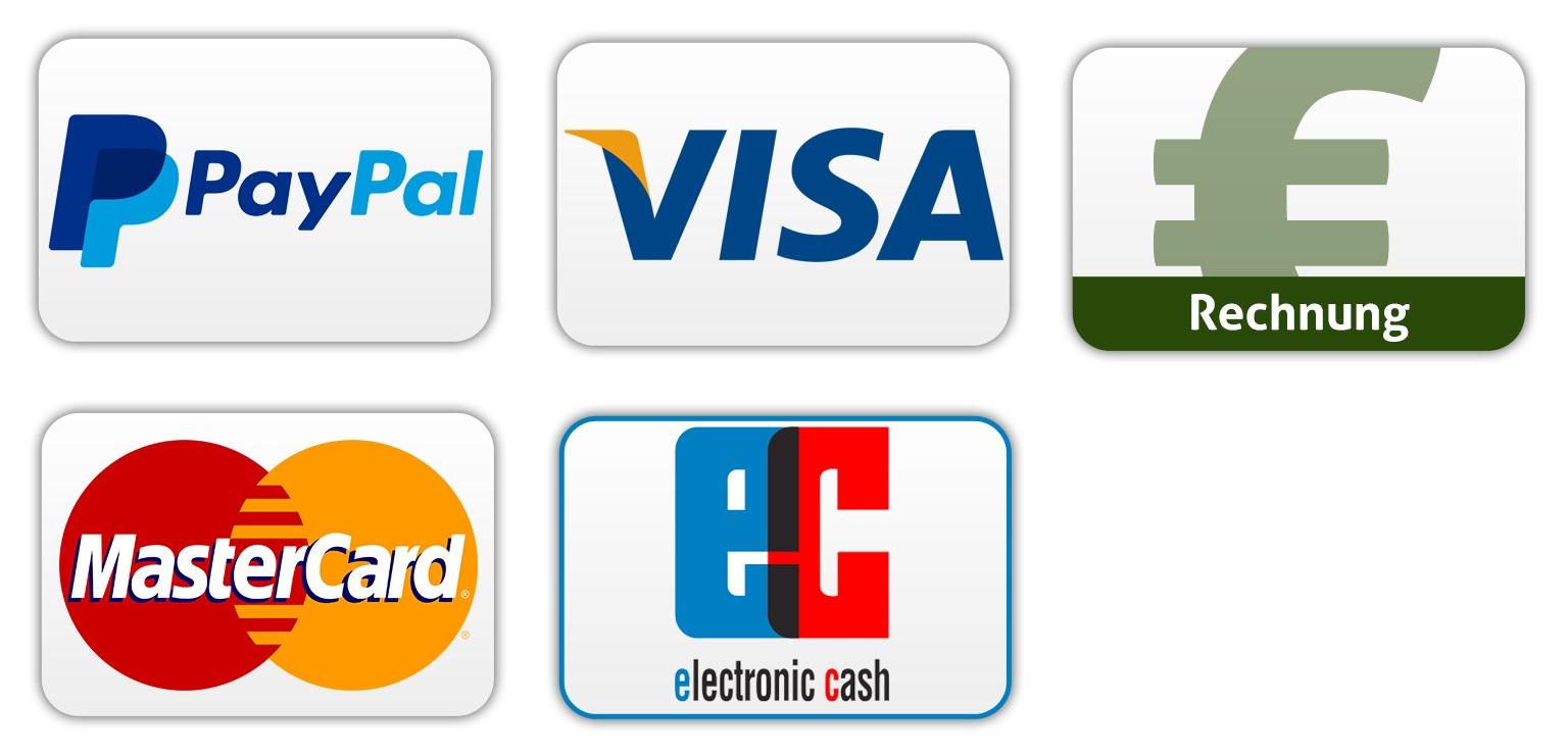 wieso kann ich nicht mit paypal zahlen