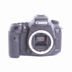 Canon EOS 7D Mark II SLR-Digitalkamera (Body) (wie neu)
