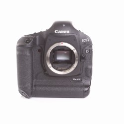 Canon EOS 1D Mark IV SLR-Digitalkamera (Body) (sehr gut)
