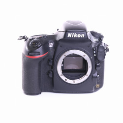 Nikon D800 SLR-Digitalkamera (Body) (gut)