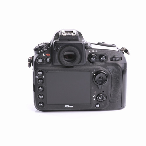 Nikon D800E SLR-Digitalkamera (Body) (gut)