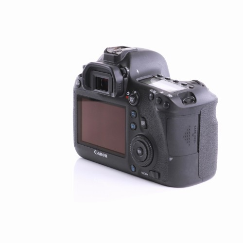 Canon EOS 6D SLR-Digitalkamera (Body) (sehr gut)