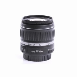 Canon EF-S 18-55mm F/3.5-5.6 II (sehr gut)