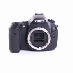 Canon EOS 60D SLR-Digitalkamera (Body) (gut)