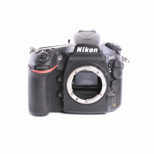 Nikon D810 SLR-Digitalkamera (Body) (sehr gut)
