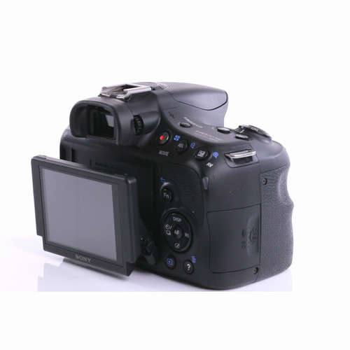 Sony Alpha 58 SLR-Digitalkamera (Body) (sehr gut)
