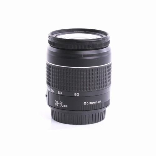 Canon EF 28-80mm F/3.5-5.6 II (sehr gut)