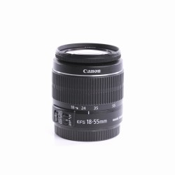 Canon EF-S 18-55mm F/3.5-5.6 IS II (sehr gut)